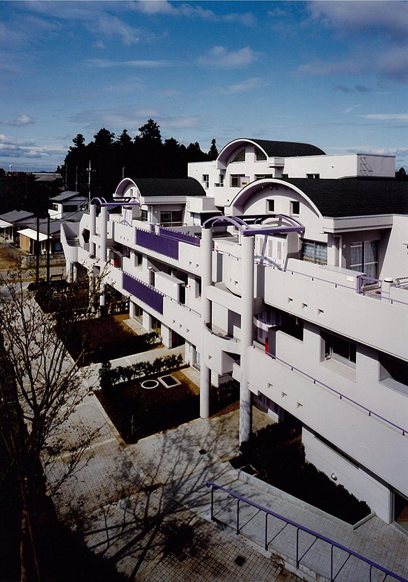 県営西妻アパート