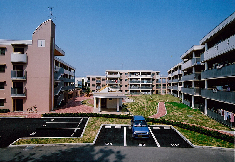 県営宮前アパート