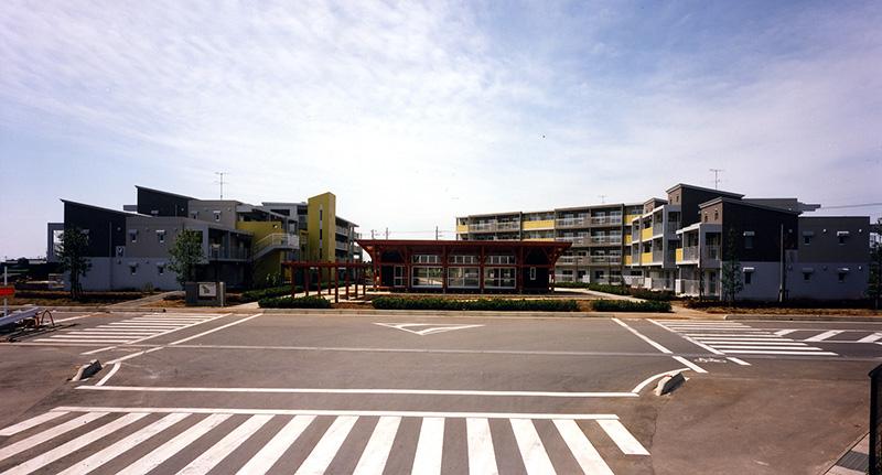 県営西十三奉行アパート