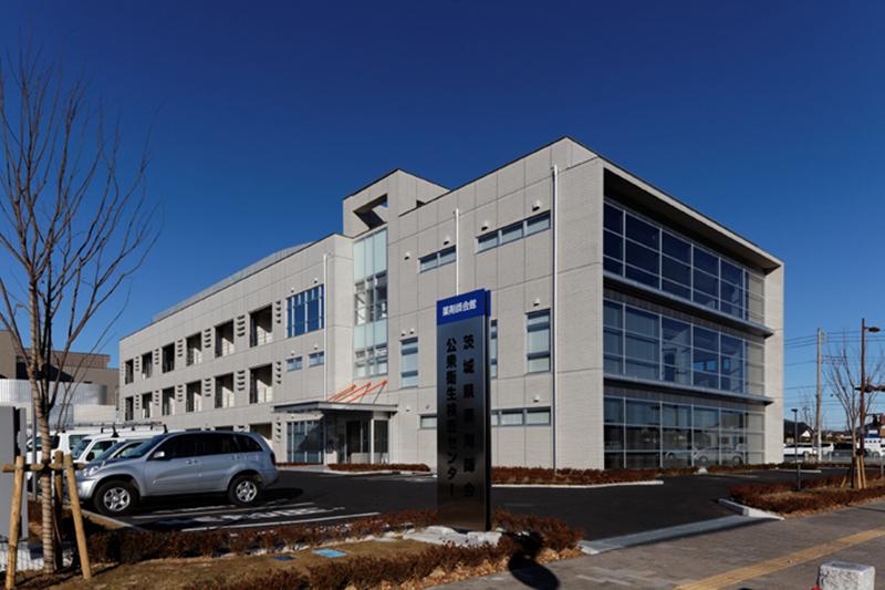 茨城県薬剤師会公衆衛生検査センター