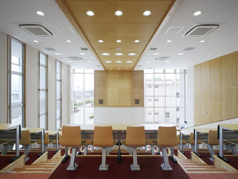 茨城県立下館第二高等学校 普通教室棟